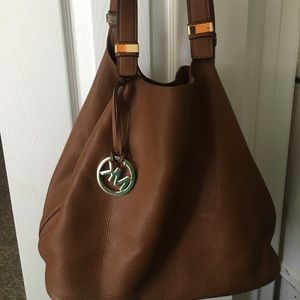 Michael Kors Leather Colgate Hobo style purse